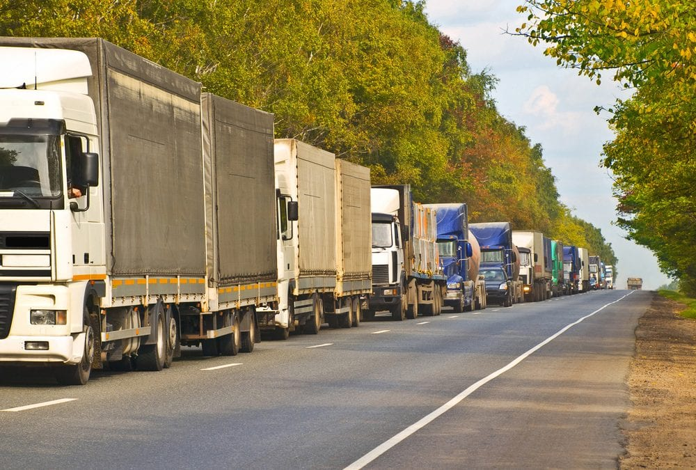 A quick guide to the challenges of road transport pre-Brexit