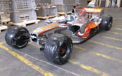 McLaren MP4-22 Mercedes