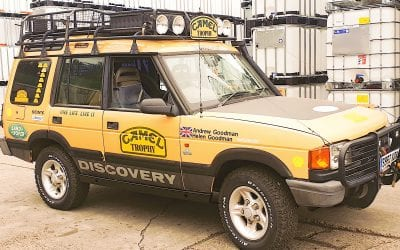 The Camel Trophy